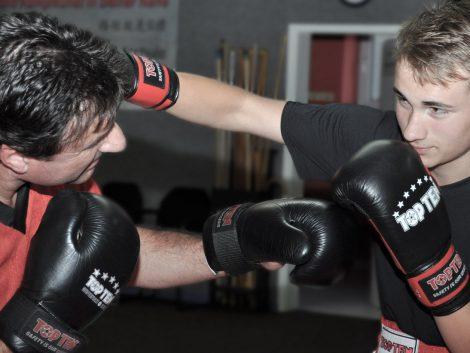Kickboxen Wuerzburg