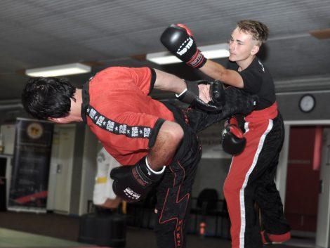 Kickboxen Würzburg
